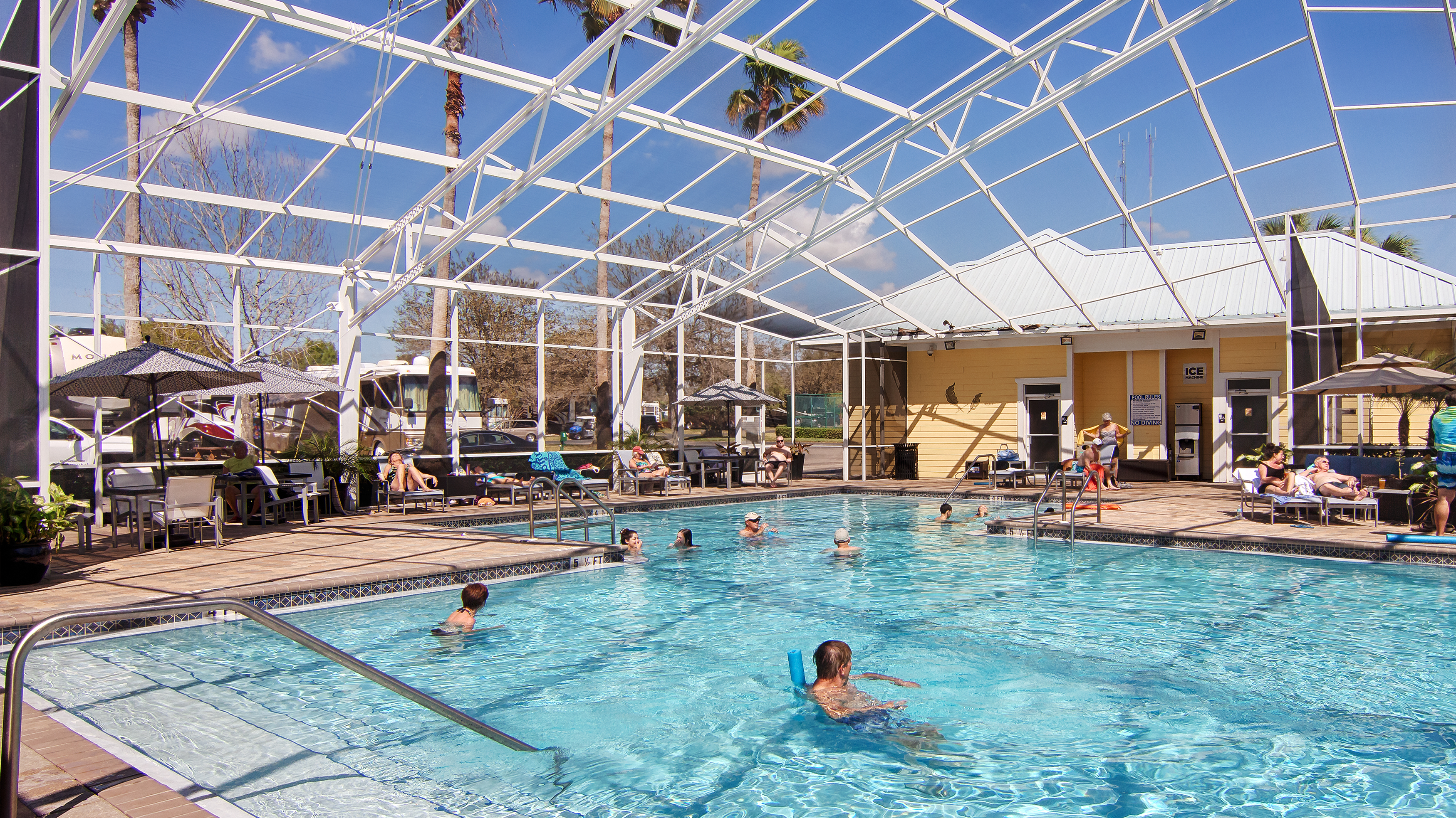 Lazydays RV Resort Tampa Photo Gallery